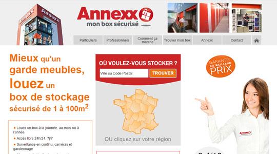 Demandez votre tarif pour stocker à Annexx Marseille