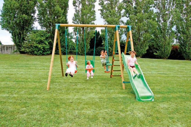 Jeux extérieurs pour enfants : faites plaisir aux plus petits !